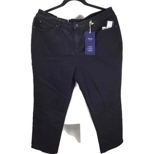 Charter Club Bristol Capri Tummy Slim Pants  16P
